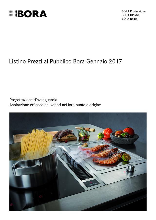 Bora cottura e aspirazione for Bora elettrodomestici